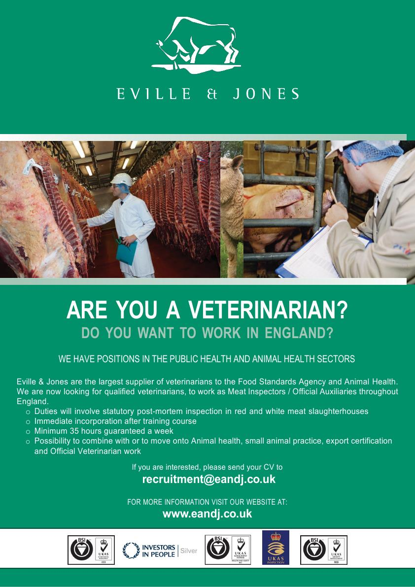 Eville  Jones - Recruitment Poster Sep 2014 1